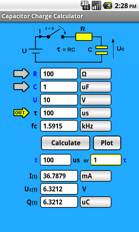 capacitor_charge_calculator