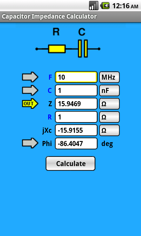 capacitor_impedance